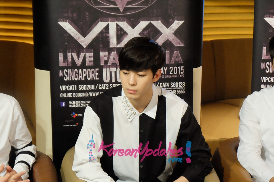 VIXX EXCLUSIVE INTERVIEW WITH KOREANUPDATES 3