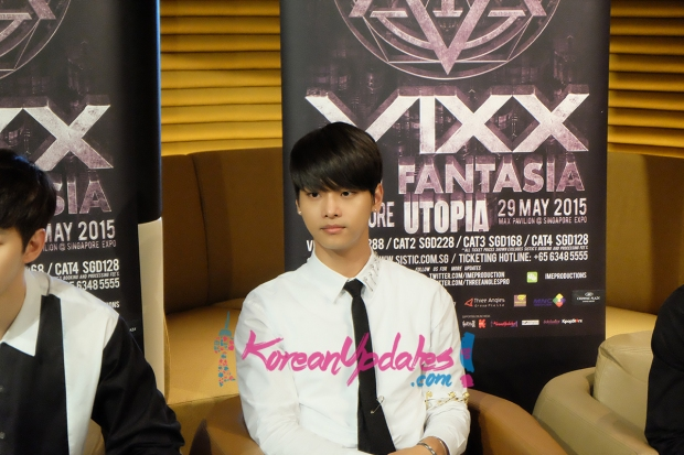 VIXX EXCLUSIVE INTERVIEW WITH KOREANUPDATES 5