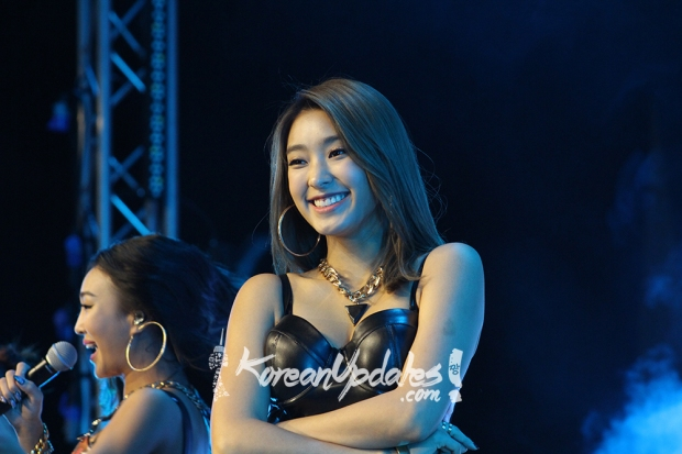151206 MONSTA X SISTAR FANMEETING IN SINGAPORE - KOREANUPDATES - BORA