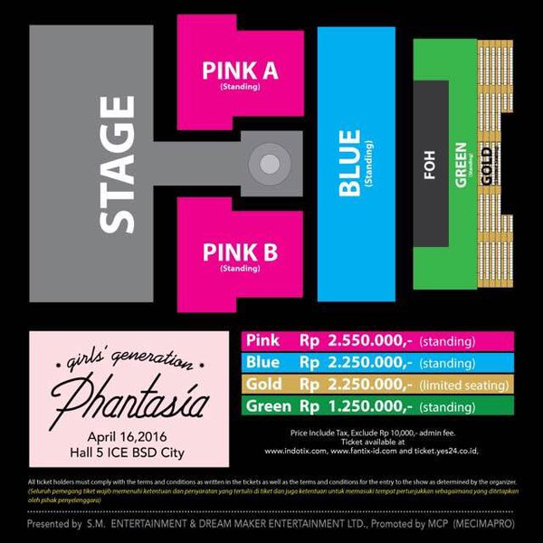 phantasia seat plan