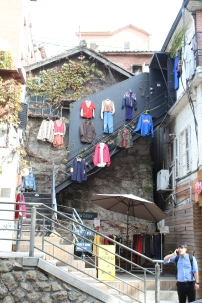 One of unique store at Samcheongdong Street