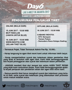 DAY6 NOTICE OF TICKET SALES JKT 2017_INDO