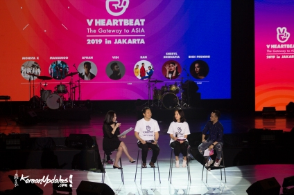 V HEARTBEAT 2019 in Jakarta: The First Gateway for VLIVE to