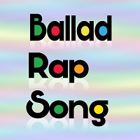 SAN E BALLAD RAP SONG ALBUM ARTWORK